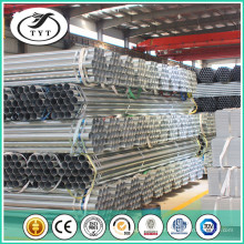 China Standard Galvanized Steel Pipe